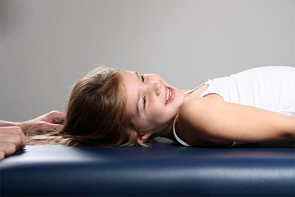 Osteopathie bij baby's en kinderen