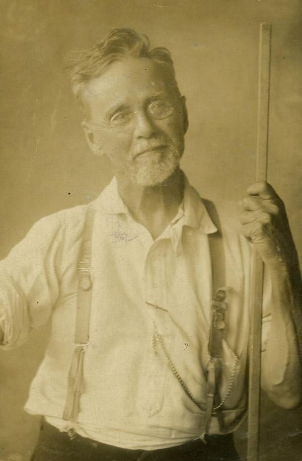 A.T. Still, grondlegger van de osteopathie